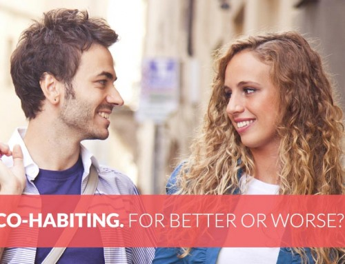 Co-habiting. For better or worse?