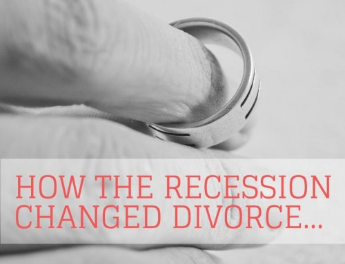 How the recession changed divorce in Scotland