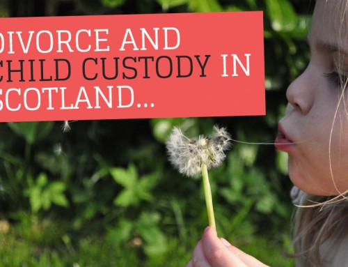 Divorce and custody in Scotland: Doing what's best for your child