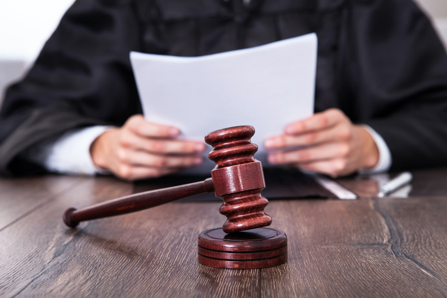 Win legal accidental damages